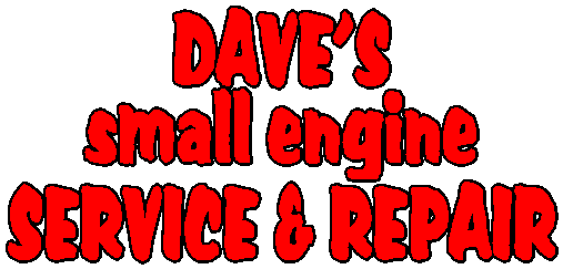 Dave's Small Engine Service & Repair